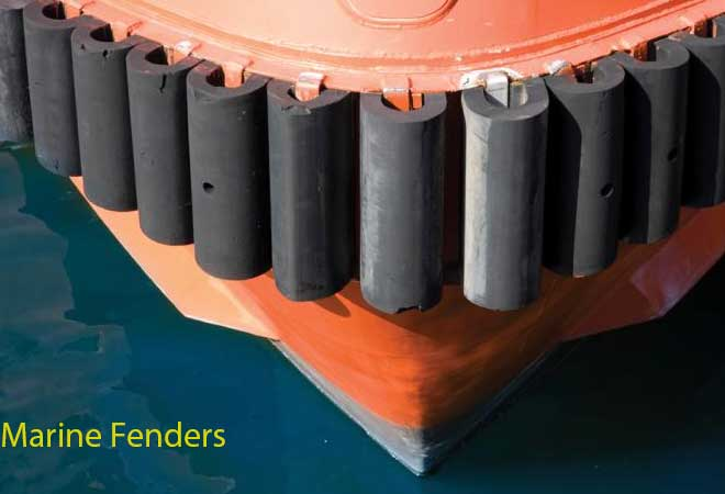 Goodyear Rubber Products Marine Fenders