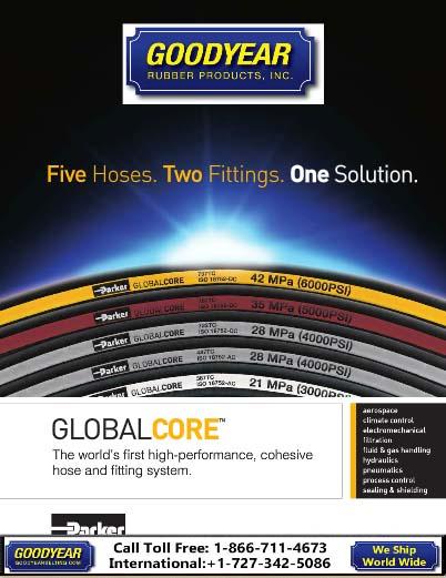 parker global core