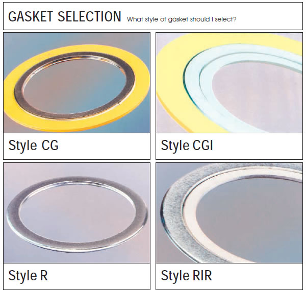 Flexitallic Spiralwound Gaskets