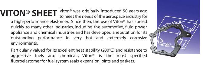 Viton Sheet